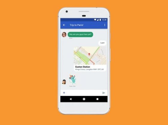Android Messages, una idea de Google para que los SMS no mueran